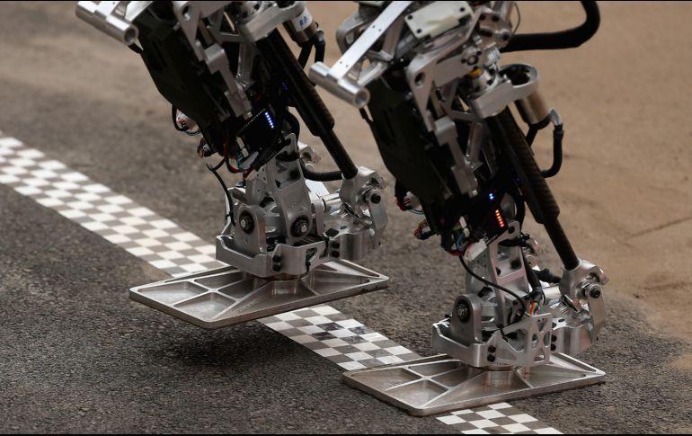 Dan a robot habilidad de ser consciente de sí mismo, incluida la capacidad de adaptación