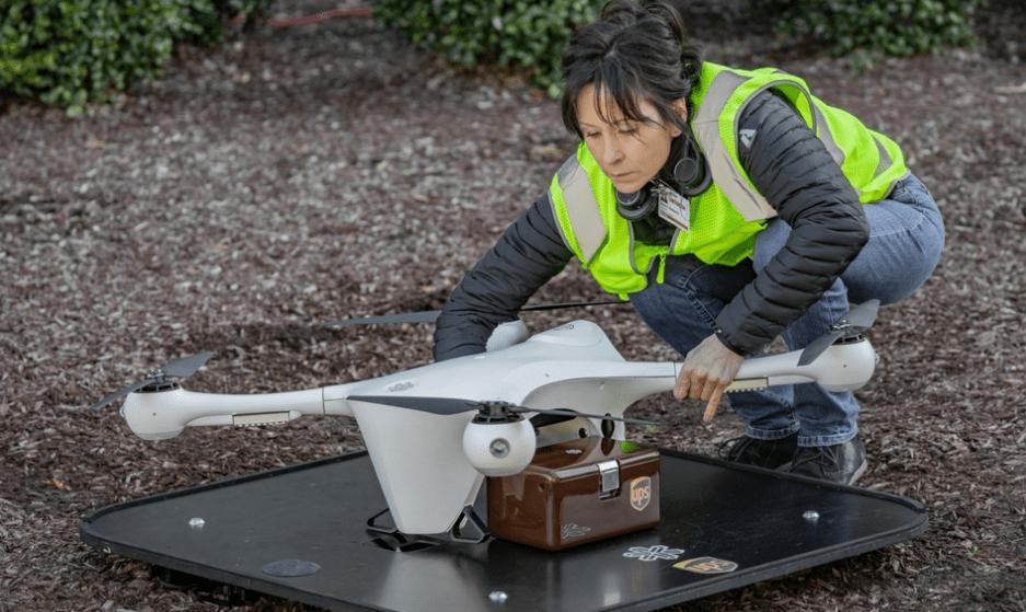 Hospital usa drones para transportar muestras de sangre en EU