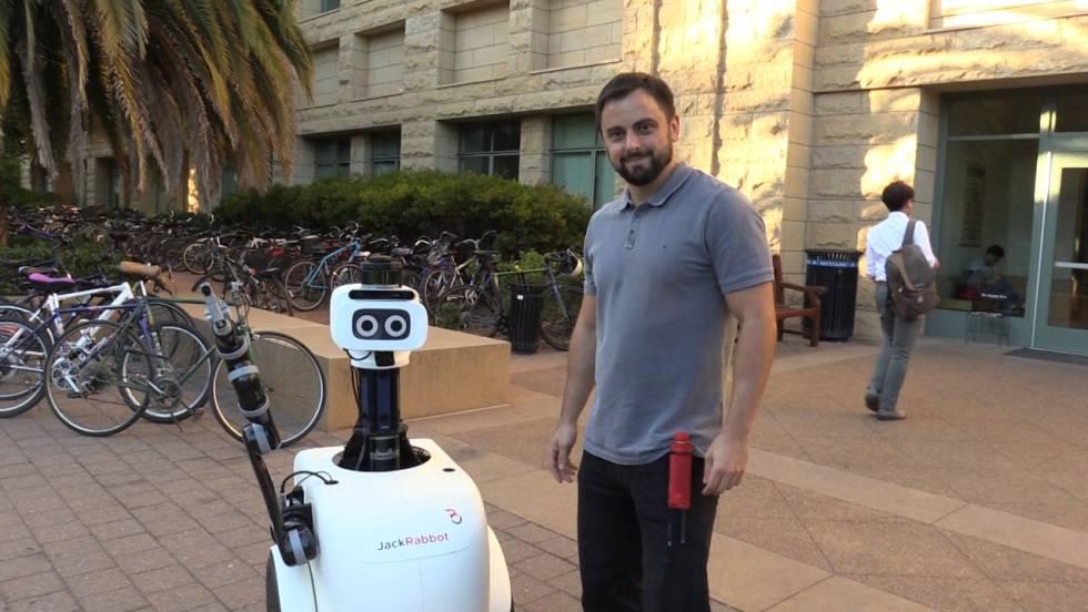 JackRabbot, inteligencia artificial aplicada al comportamiento humano