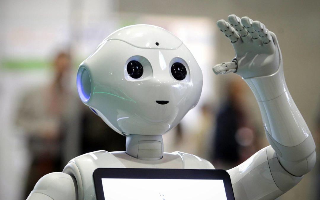 Los robots han llegado a nuestras vidas para quedarse, saltado la ciencia ficción