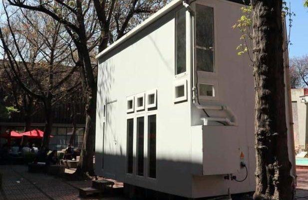 Académicos de la UNAM crean prototipo de vivienda sustentable