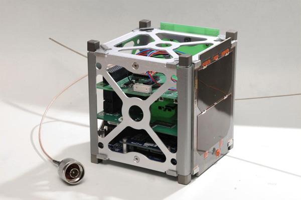 México trabaja para para desarrollar y lanzar nuevo nanosatélite