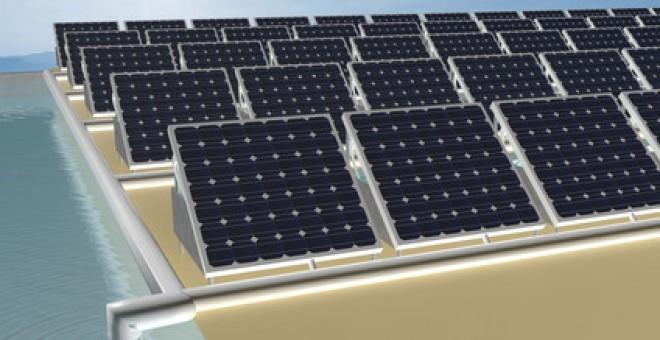 Un único dispositivo que produce energía y agua purificada a la vez