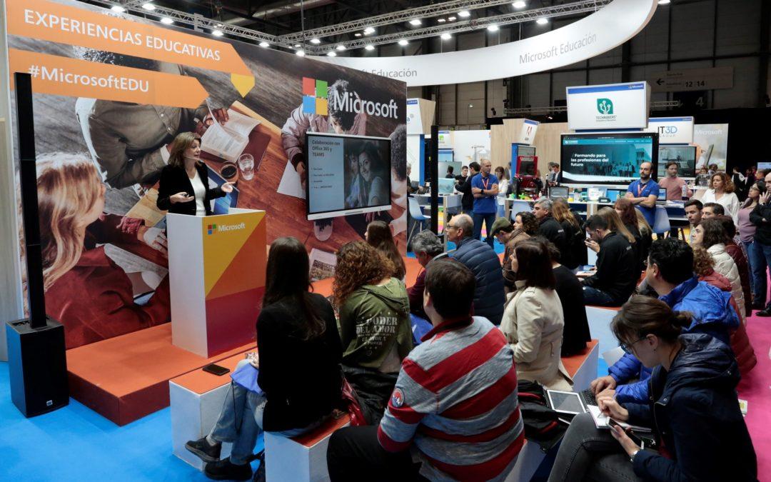 Microsoft apuesta por la Inteligencia Artificial, Hacking STEM para mejorar la Educación