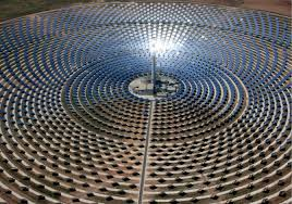 Un nuevo modelo de plantas termosolares de concentración genera energía limpia y eficiente