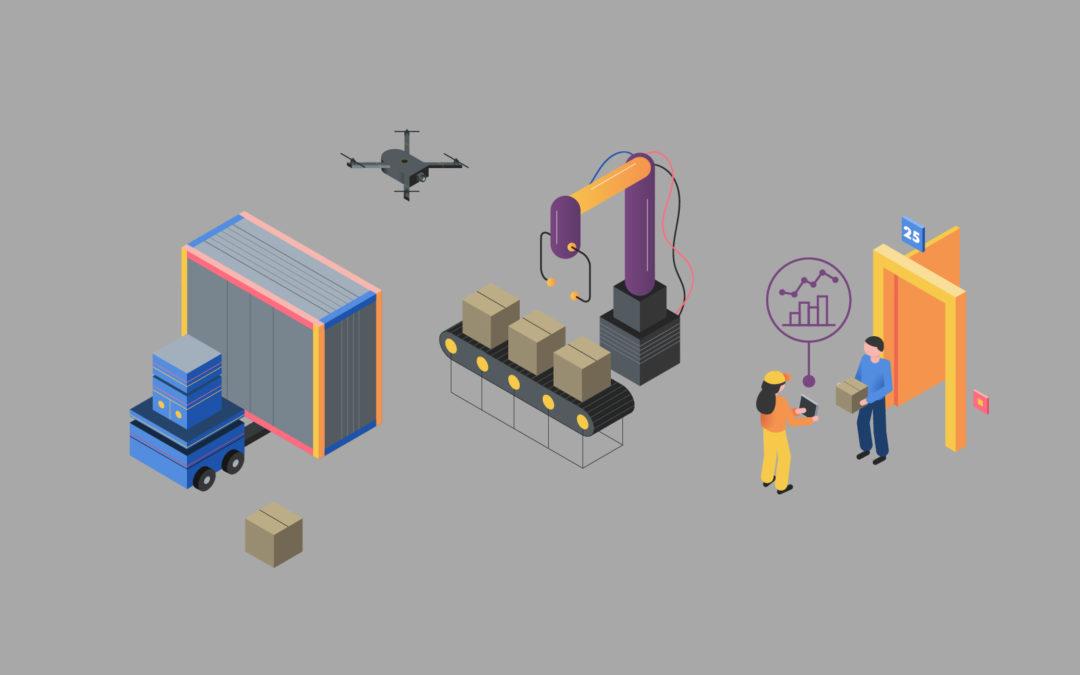 Logística avanzada: la alta tecnología que mueve nuestro mundo